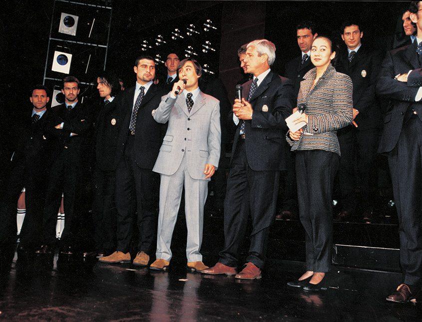 Juventus Intercontinental Cup Tokyo 1996