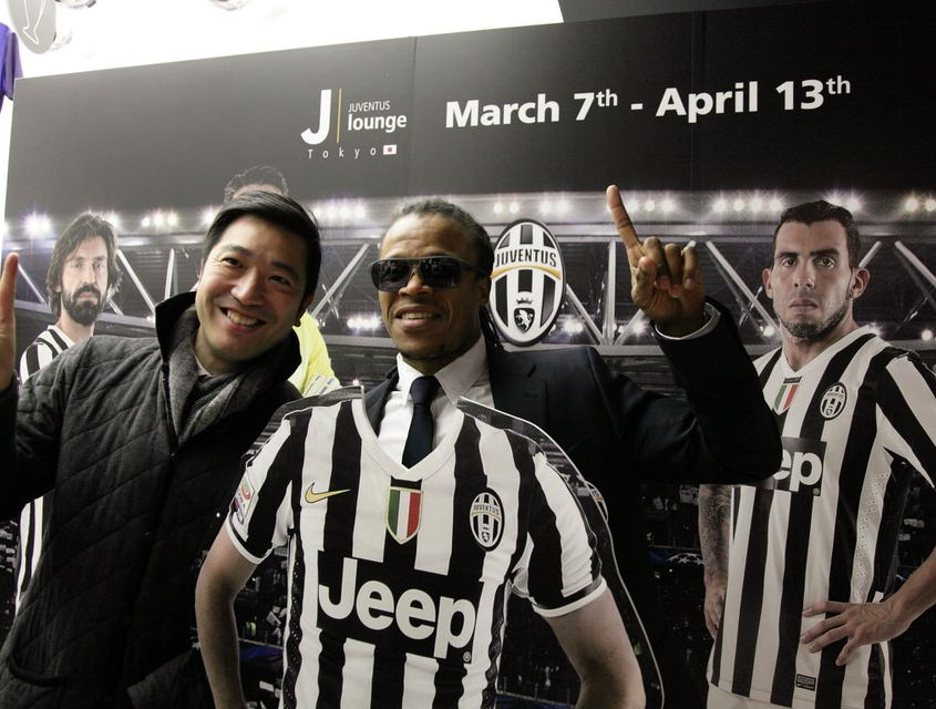 Juventus Lounge Tokyo 2014