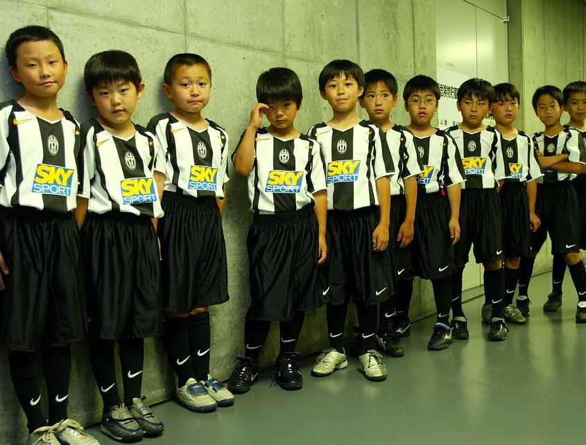 Juventus Japan Tour 2005