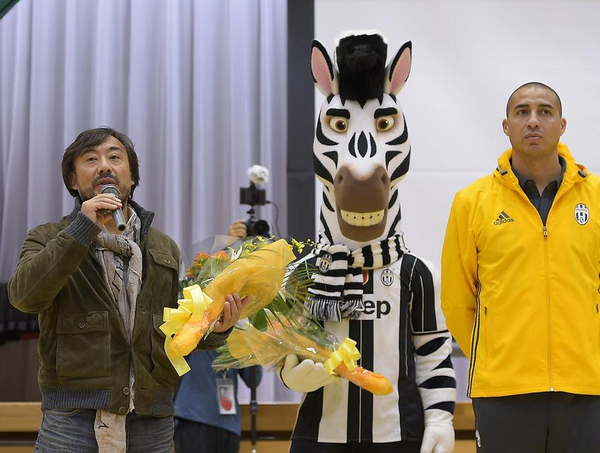 Juventus Legends Maebashi 2016