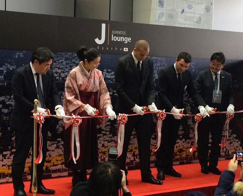 Juventus Lounge Kyushu 2015