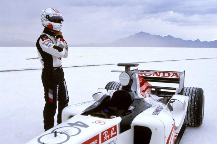 BONNEVILLE_35mm_73 Photo: Griffiths/Ferraro/LAT Photographic