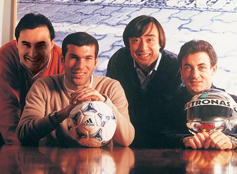 Compact - Zidane